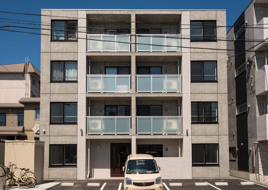 【施工事例】札幌市西区二十四軒3条