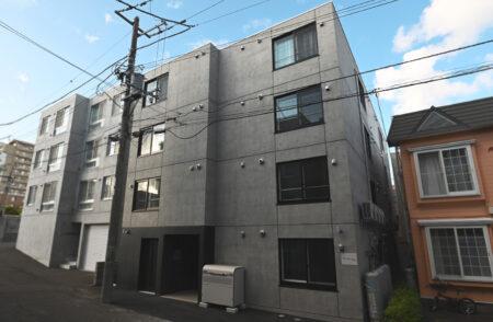 【施工事例】札幌市新築マンション